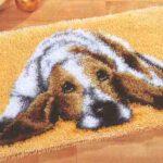 ковровая вышивка - ковер