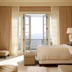 шторы для балконного окна