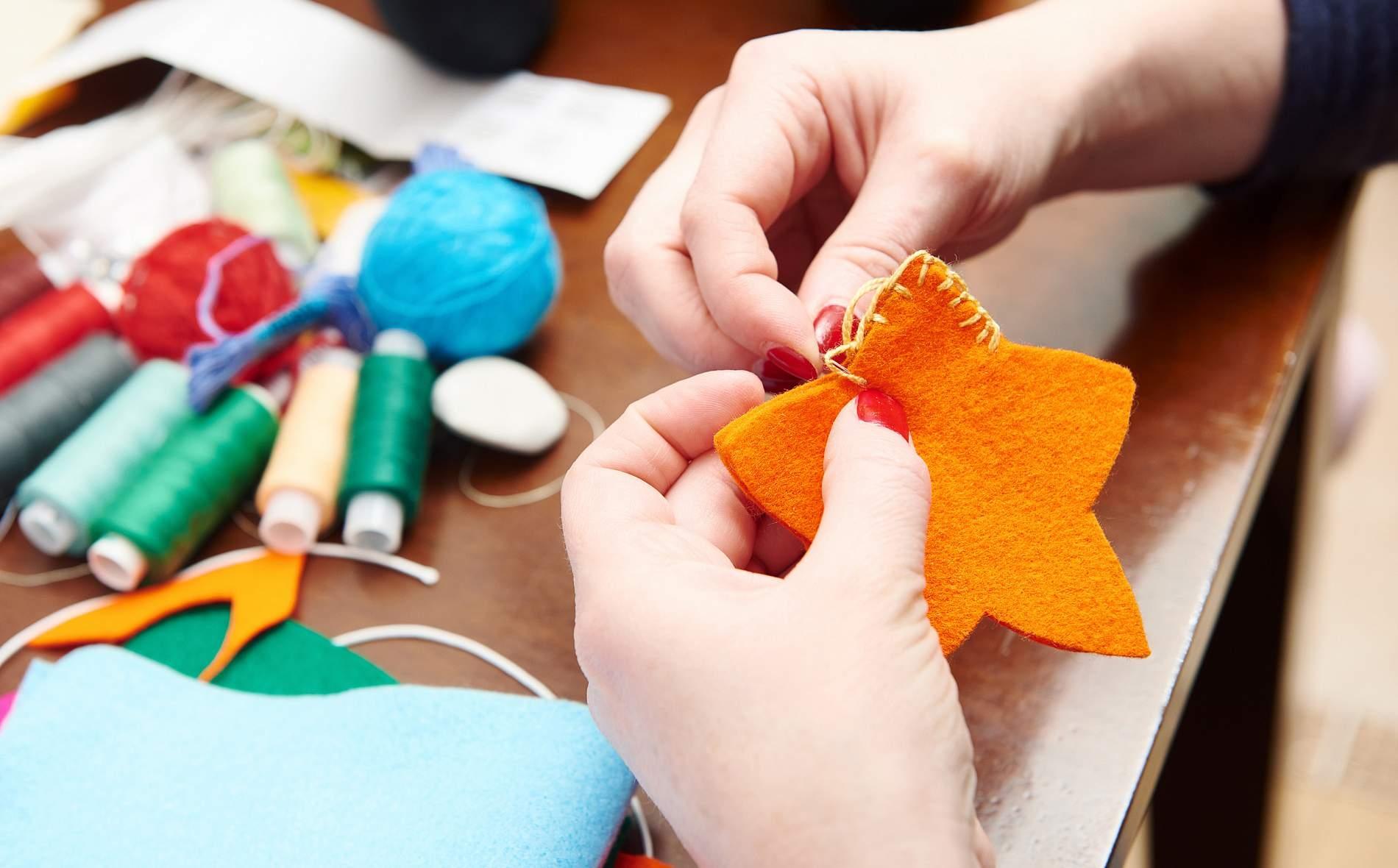 изготовление игрушки