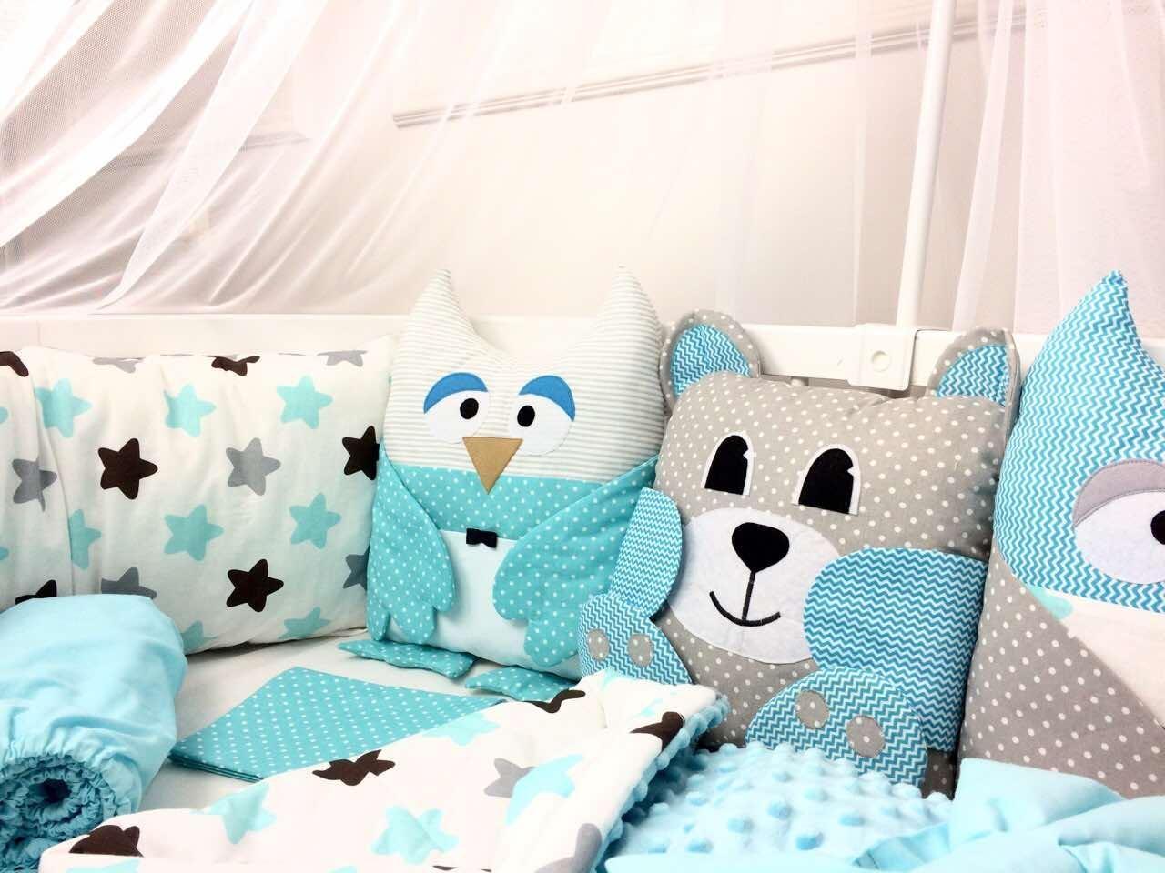 подушки игрушки для малыша