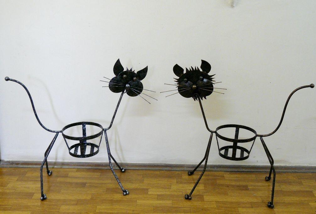 подставка-кошка