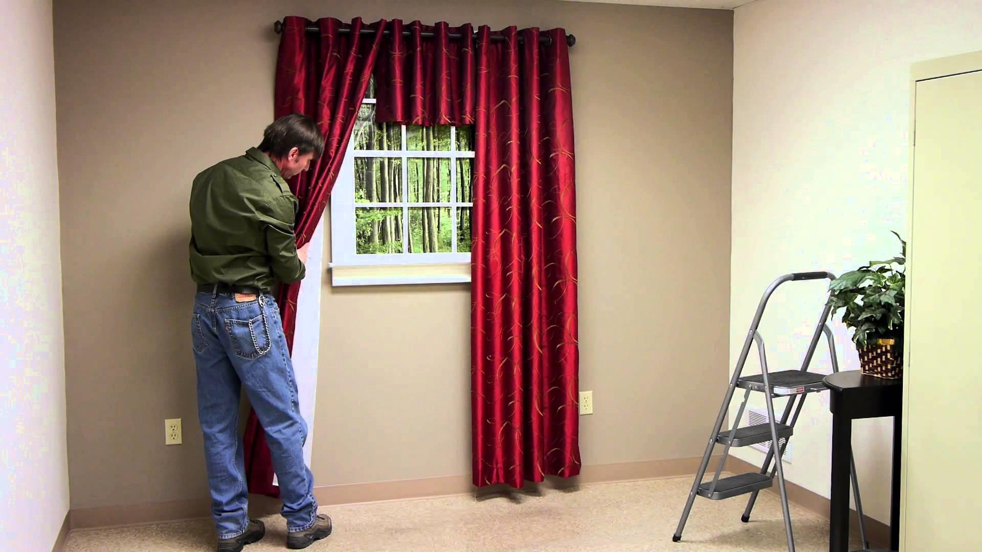 подбор тюля на маленькое окно