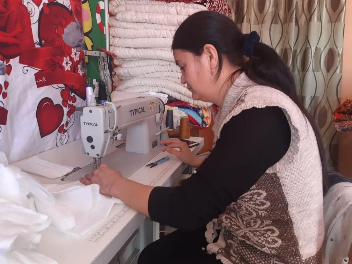 выбор материала для пошива