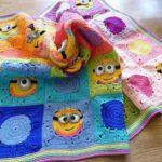 рисунок для детского одеяла