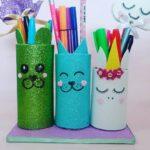 детская подставка для карандашей