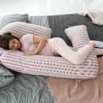 G-образная подушка для беременных