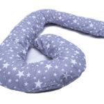 сиреневая подушка