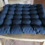 подушка сидение из гречневой лузги
