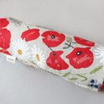 подушка-валик Маки