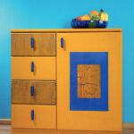 способ окраски шкафа