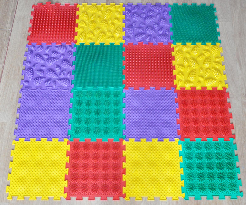 коврик-мозаика