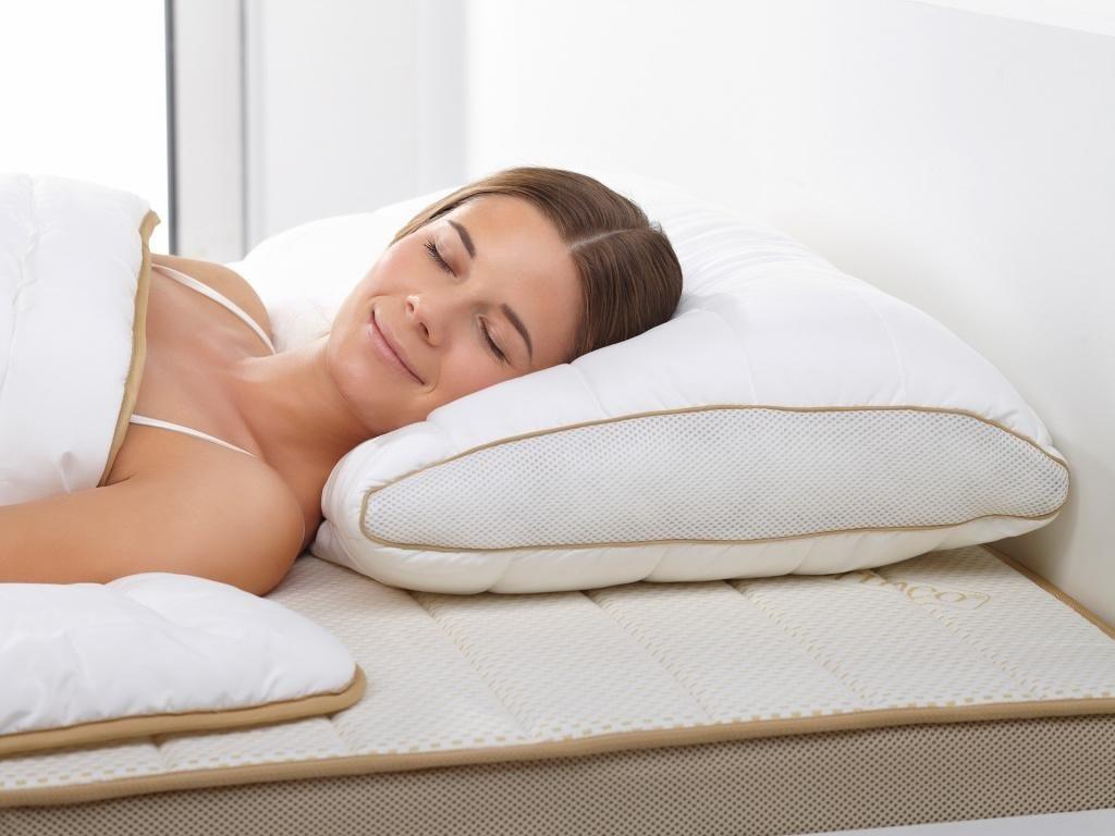 размеры подушки
