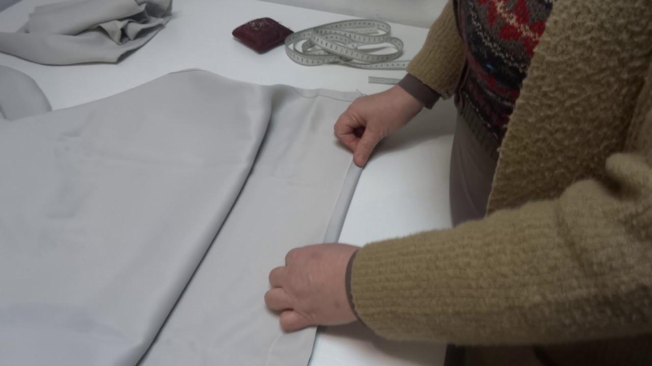 работа с тканью