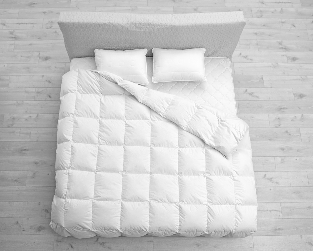 сушка одеяла дома