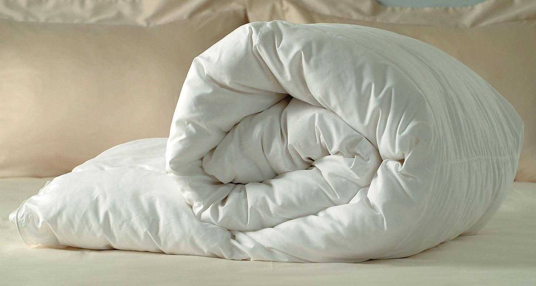 одеяло нуждается в стирке