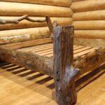 где поставить мебель из дерева