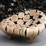 оригинальное кресло-лежак
