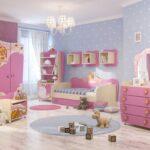 идеальная комната для принцессы