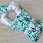 цветное одеялко