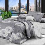 постельное с одуванчиками