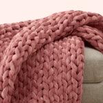 как связать одеяло-покрывало
