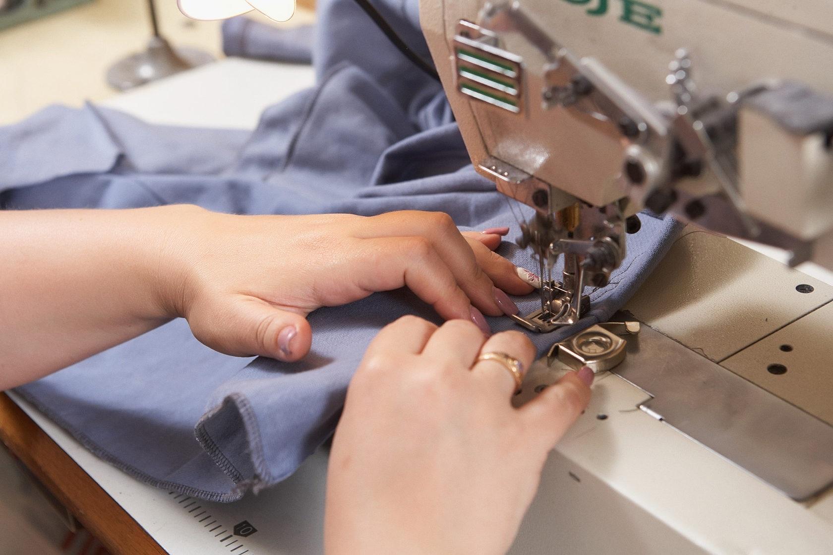 пошив белья
