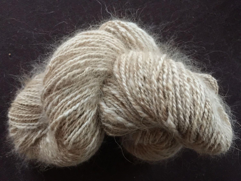 пряжа из шерсти ангорского кролика